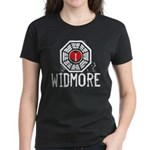 I Heart Widmore - LOST Women's Dark T-Shirt