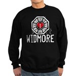 I Heart Widmore - LOST Dark Sweatshirt (dark)