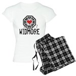 I Heart Widmore - LOST Women's Light Pajamas