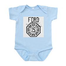 Ford - 15 - LOST Infant Bodysuit