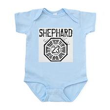 Shephard - 23 - LOST Infant Bodysuit