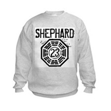 Shephard - 23 - LOST Sweatshirt
