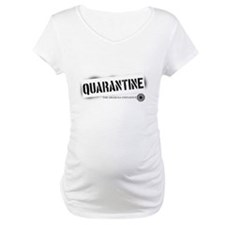 Quarantine - Dharma Initiative Maternity T-Shirt