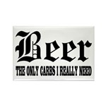 Beer Rectangle Magnet (10 pack)