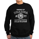 Property of Dharma - Swan Dark Jumper Sweater