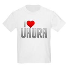 I Heart Uhura T-Shirt
