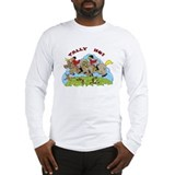 Tally Ho!  Long Sleeve T-Shirt