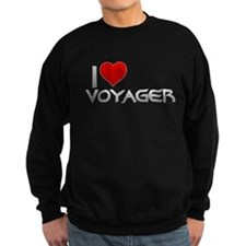 I Heart Voyager Dark Jumper Sweater