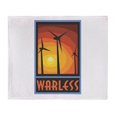 Warless Wind Power Throw Blanket