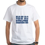 War of 1812 Reenactor Shirt