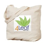 4-Leaf Tote Bag