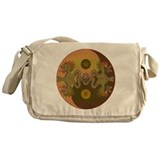 Dragon Zen Messenger Bag