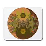 Dragon Zen Mousepad