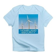 Wind Power America Infant T-Shirt