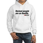 Normal People... - Dexter Hooded Sweatshirt