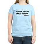 Normal People... - Dexter Women's Light T-Shirt