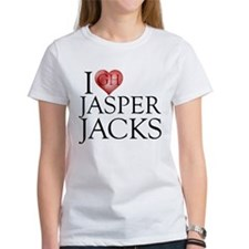I Heart Jasper Jacks Women's T-Shirt