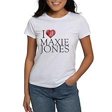 I Heart Maxie Jones Women's T-Shirt
