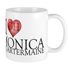 I Heart Monica Quartermaine Mug