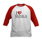 I Heart Monica Quartermaine Tee