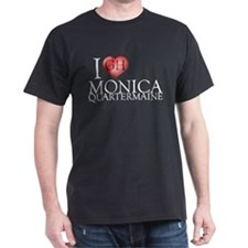 I Heart Monica Quartermaine T-Shirt