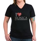 I Heart Monica Quartermaine Shirt