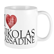 I Heart Nikolas Cassadine Small Mug