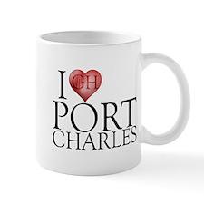 I Heart Port Charles Mug