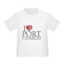 I Heart Port Charles Infant/Toddler T-Shirt