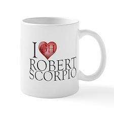I Heart Robert Scorpio Mug