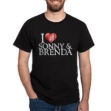 I Heart Sonny & Brenda T-Shirt