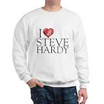 I Heart Steve Hardy Sweatshirt