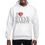 I Heart Steve Hardy Hooded Sweatshirt