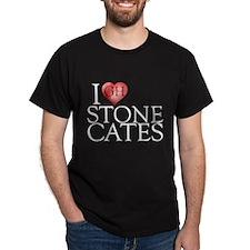 I Heart Stone Cates T-Shirt