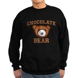 Chocolate Bear Dark Jumper Sweater