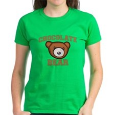 Chocolate Bear Tee