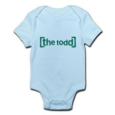 The Todd Infant Bodysuit
