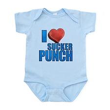 I Heart Sucker Punch Infant Bodysuit