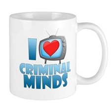 I Heart Criminal Minds Mug