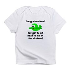 Baby On Airplane Infant T-Shirt