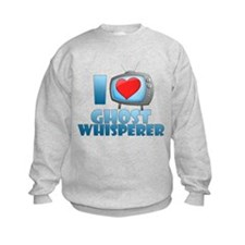 I Heart Ghost Whisperer Sweatshirt