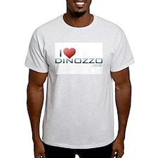I Heart DiNozzo T-Shirt