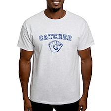 Catcher - Blue T-Shirt