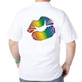 Big Rainbow Lips T-Shirt