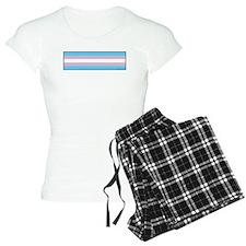 Transgender Pride Flag Pajamas