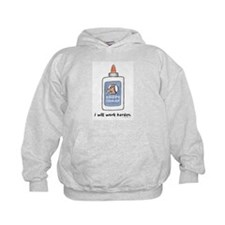 I Will Work Harder Hoodie