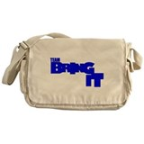 TEAM BRING IT Messenger Bag