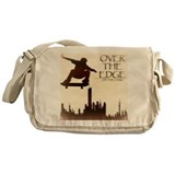 Over The Edge Sk8Ter Messenger Bag
