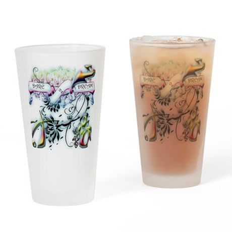 DARE2DREAM Drinking Glass