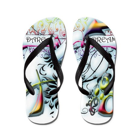 DARE2DREAM Flip Flops
